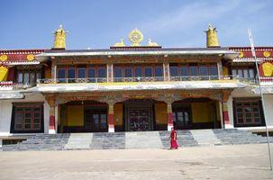 Wassermanagement tibetische Flüchtlingssiedlung