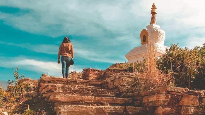 Wie werde ich Buddhistin oder Buddhist?