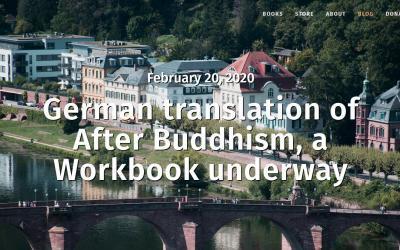 Das säkulare buddhistische Netzwerk reicht von Heidelberg bis Sydney