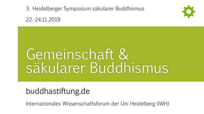 """Bericht in """"Buddhismus aktuell"""" zum 3. Study-Retreat Säkularer Buddhismus 2019"""