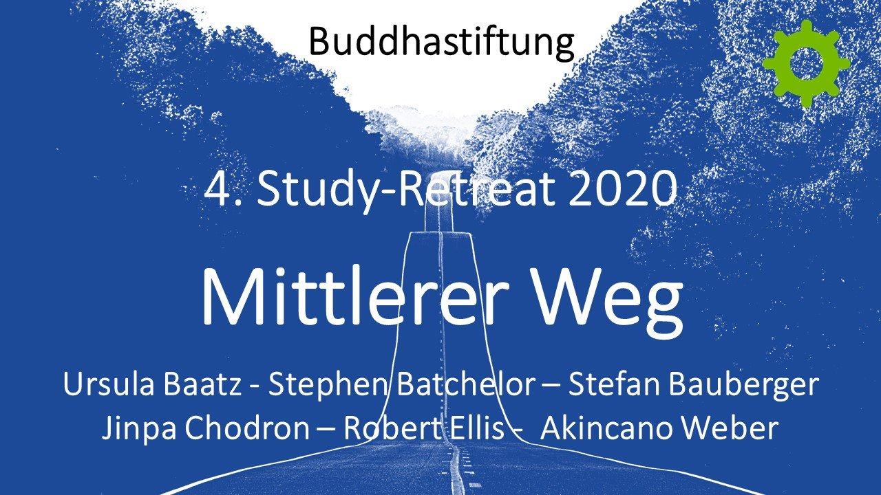 study-retreat 2020 mittlerer weg buddhastiftung folie