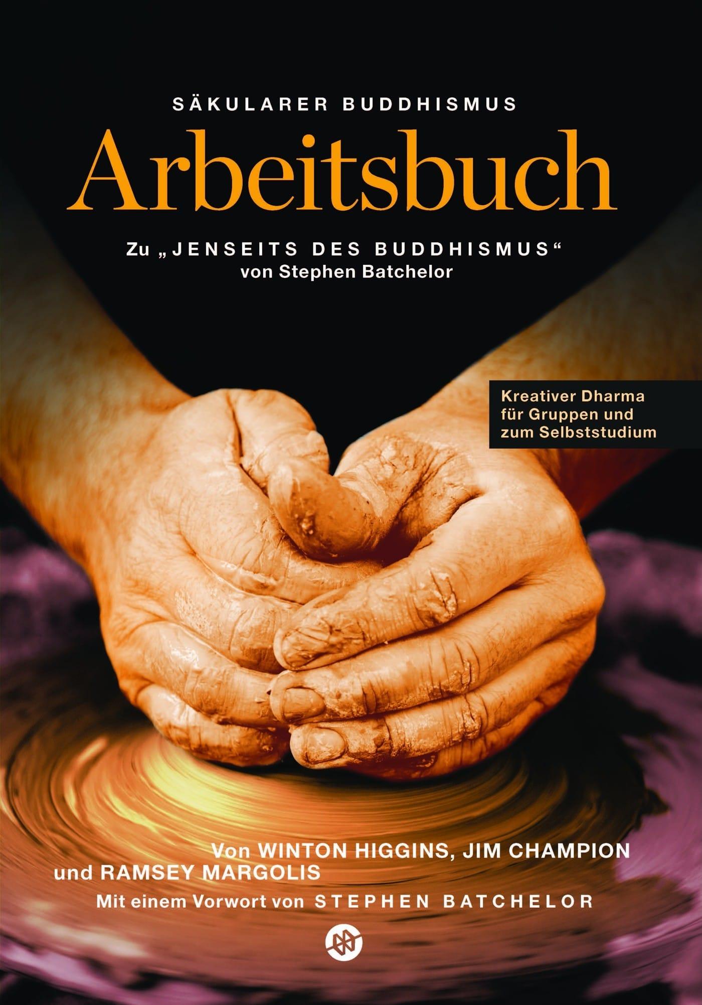 arbeitsbuch säkularer buddhismus cover