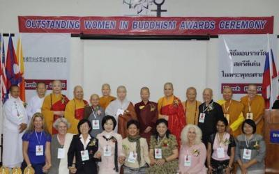 Outstanding Women in Buddhism Awards (OWBA)