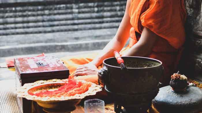 Gibt es Rituale im säkularen Buddhismus?